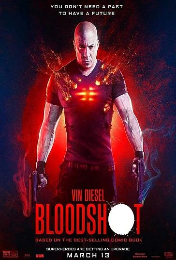 ดูหนังออนไลน์ฟรี Bloodshot (2020) จักรกลเลือดดุ