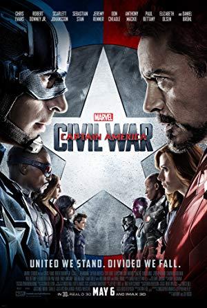 ดูหนังออนไลน์ฟรี Captain America Civil War (2016) กัปตันอเมริกา 3