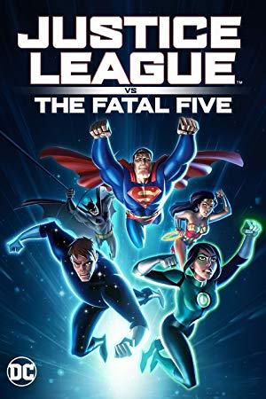 ดูหนังออนไลน์ฟรี Justice League vs the Fatal Five (2019) จัสติซ ลีก ปะทะ 5 อสูรกายเฟทอล ไฟว์