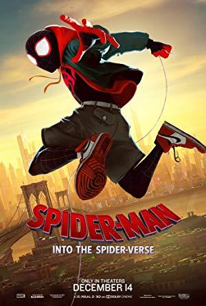 ดูหนังออนไลน์ฟรี Spider Man Into The Spider Verse (2018) สไปเดอร์ แมน ผงาดสู่จักรวาล แมงมุม