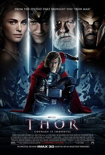 ดูหนังออนไลน์ฟรี THOR 1 (2011) ธอร์ 1 เทพเจ้าสายฟ้า