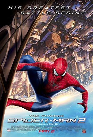 ดูหนังออนไลน์ฟรี The Amazing Spider Man 2 (2014) ดิ อะเมซิ่ง สไปเดอร์แมน 2