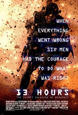 ดูหนังออนไลน์ฟรี 13 Hours: The Secret Soldiers of Benghazi (2016) 13 ชม. ทหารลับแห่งเบนกาซี