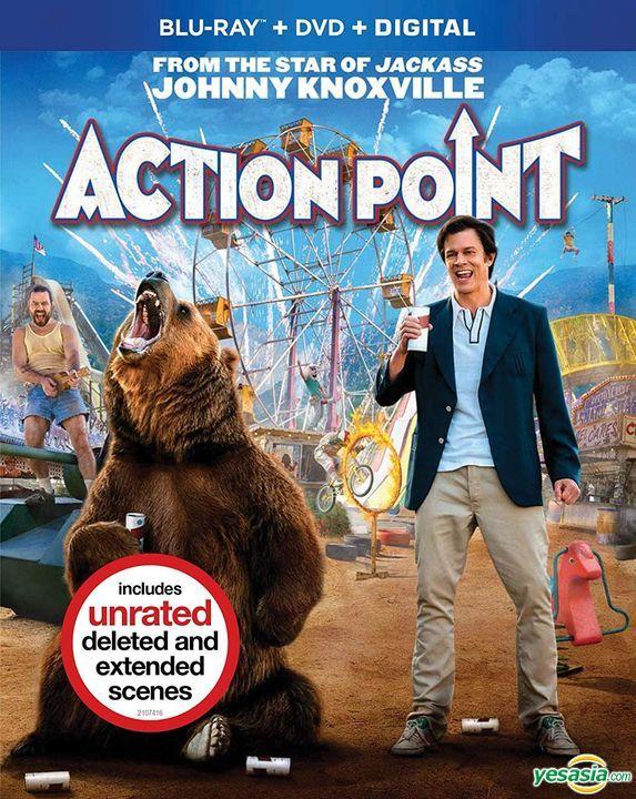ดูหนังออนไลน์ฟรี Action Point (2018)