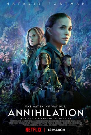 ดูหนังออนไลน์ฟรี Annihilation (2018) แดนทำลายล้าง