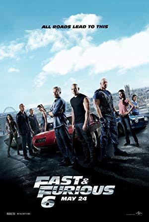 ดูหนังออนไลน์ฟรี Fast & Furious 6 (2013) เร็ว แรง ทะลุนรก 6