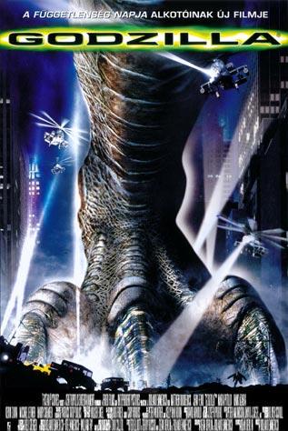 ดูหนังออนไลน์ฟรี Godzilla (1998) อสูรพันธุ์นิวเคลียร์ล้างโลก