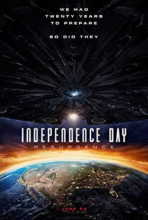 ดูหนังออนไลน์ฟรี Independence Day 2 Resurgence (2016) ไอดี 4 สงครามใหม่วันบดโลก
