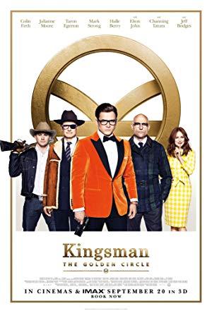 ดูหนังออนไลน์ฟรี Kingsman 2: The Golden Circle (2017) คิงส์แมน 2 รวมพลังโคตรพยัคฆ์