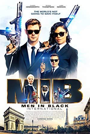 ดูหนังออนไลน์ฟรี Men in Black 4 International (2019) เอ็มไอบี หน่วยจารชนสากลพิทักษ์โลก