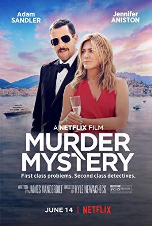 ดูหนังออนไลน์ฟรี Murder Mystery (2019) ปริศนาฮันนีมูนอลวน