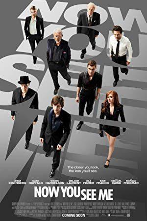 ดูหนังออนไลน์ฟรี Now You See Me (2013) อาชญากลปล้นโลก