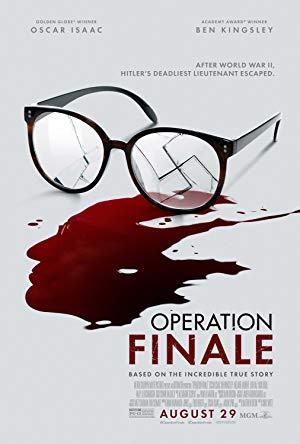 ดูหนังออนไลน์ฟรี Operation Finale (2018) ปฏิบัติการปิดฉากปีศาจนาซี