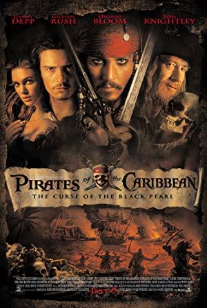 ดูหนังออนไลน์ฟรี Pirates of the Caribbean 1 : The Curse of the Black Pearl (2003) คืนชีพกองทัพโจรสลัดสยองโลก