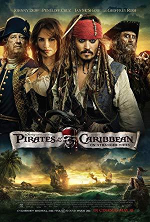 ดูหนังออนไลน์ฟรี Pirates of the Caribbean 4 On Stranger Tides (2011) ผจญภัยล่าสายน้ำอมฤต