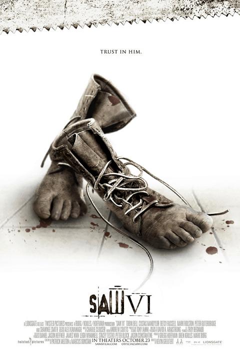 ดูหนังออนไลน์ฟรี Saw 6 (2009) ซอว์ ภาค 6 เกมตัดต่อตาย