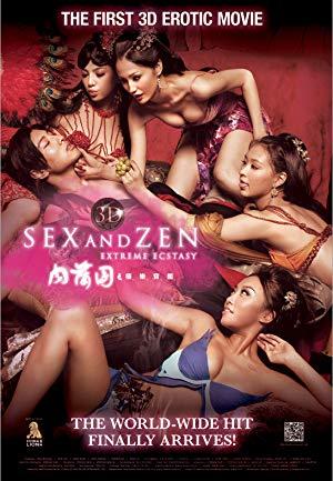 ดูหนังออนไลน์ฟรี Sex and Zen 3D (2011) ตำรารักทะลุจอ