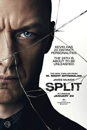 ดูหนังออนไลน์ฟรี Split (2016) จิตหลุดโลก