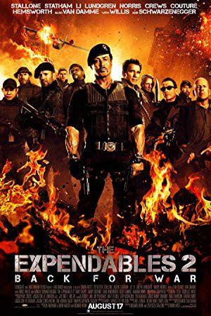 ดูหนังออนไลน์ฟรี The Expendables 2 (2012) โคตรคน ทีมเอ็กซ์เพนเดเบิ้ล ภาค 2