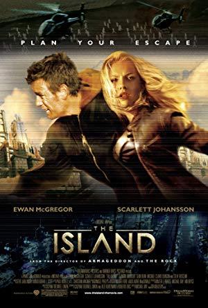 ดูหนังออนไลน์ฟรี The Island (2005) แหกระห่ำแผนคนเหนือคน
