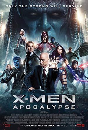 ดูหนังออนไลน์ฟรี X-Men: Apocalypse (2016) เอ็กซ์เม็น อะพอคคาลิปส์