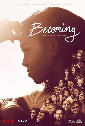 ดูหนังออนไลน์ฟรี Becoming (2020) อดีตสุภาพสตรีหมายเลขหนึ่ง