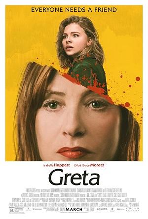 ดูหนังออนไลน์ฟรี Greta (2018) เกรต้า ป้า บ้า เวียร์ด