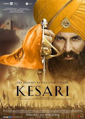 ดูหนังออนไลน์ฟรี Kesari (2019) เคซารี