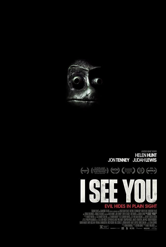 ดูหนังออนไลน์ฟรี I See You (2019) แอบซ่อน จ้อง ผวา