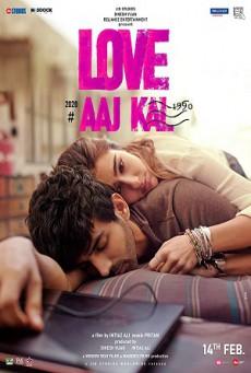 ดูหนังออนไลน์ฟรี Love Aaj Kal (2020) เวลากับความรัก 2