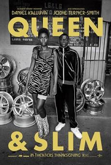 ดูหนังออนไลน์ฟรี Queen And Slim (2019)