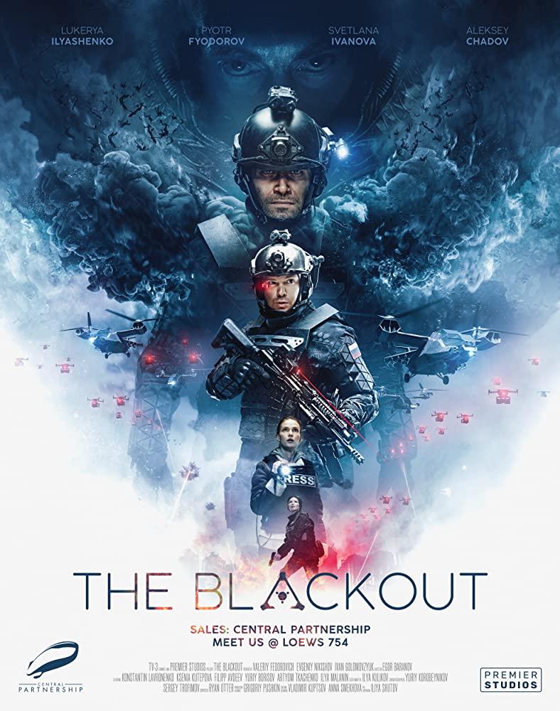 ดูหนังออนไลน์ฟรี The Blackout (2019) ด่านหน้า