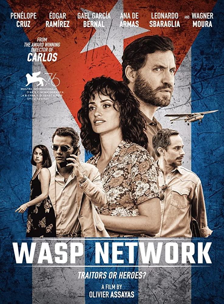 ดูหนังออนไลน์ฟรี Wasp Network (2019) เครือข่ายอสรพิษ