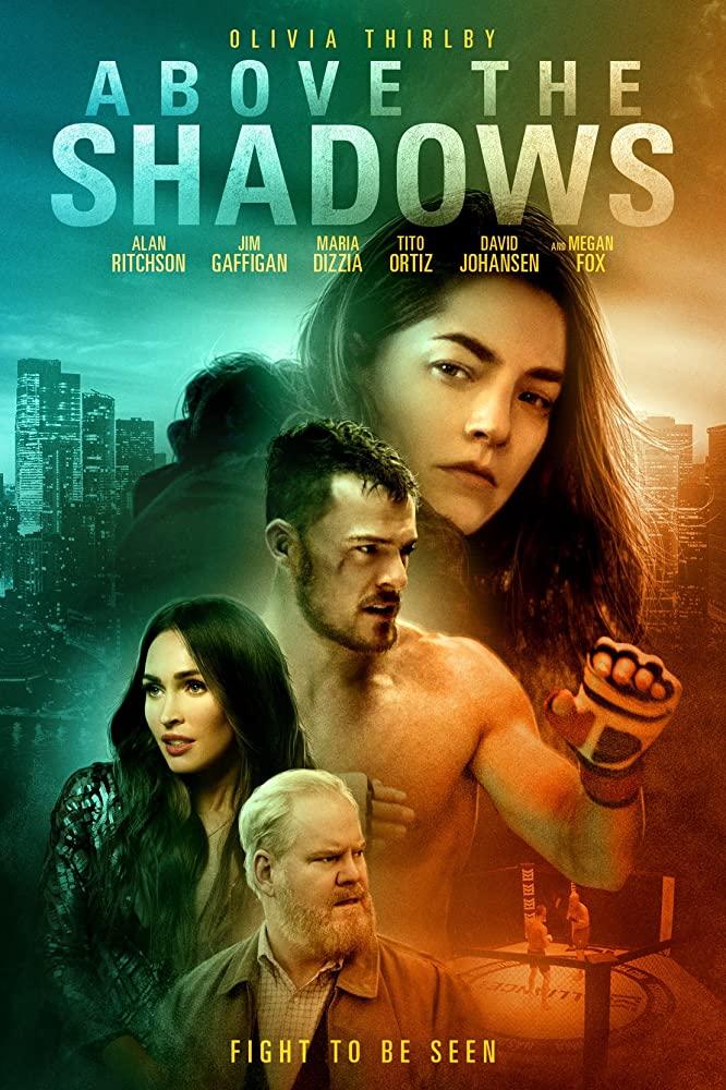 ดูหนังออนไลน์ฟรี Above the Shadows (2019) จะรักไหม…หากฉันไร้ตัวตน