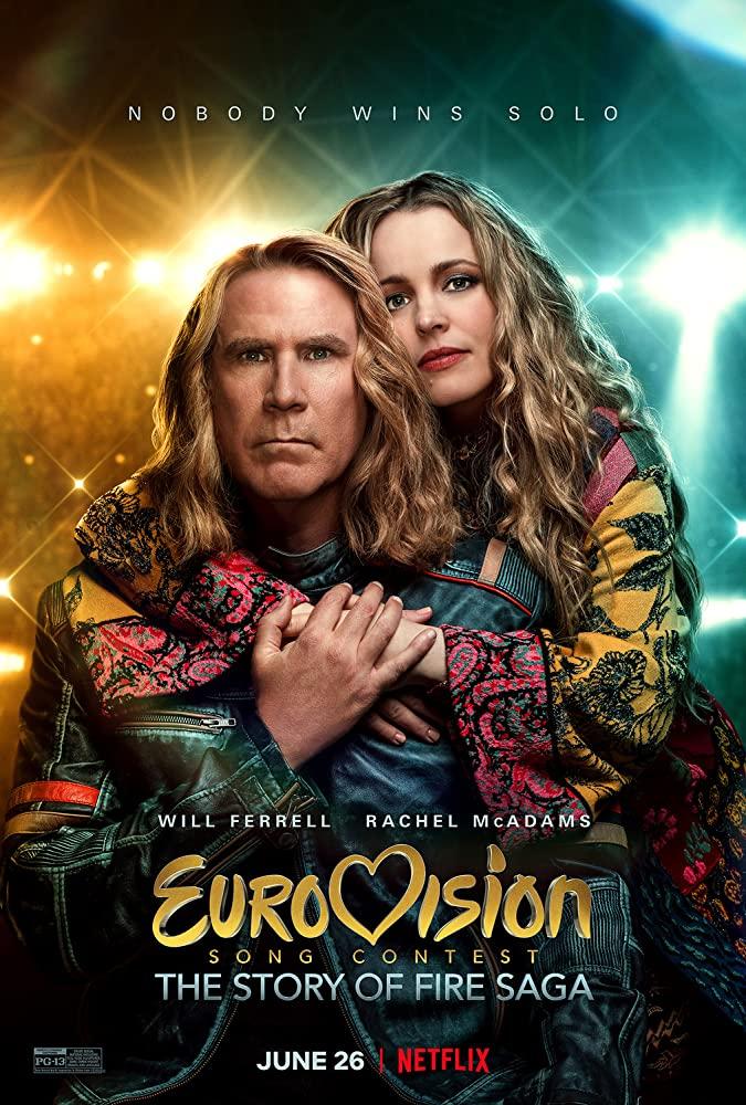 ดูหนังออนไลน์ Eurovision Song Contest: The Story of Fire Saga (2020) ไฟร์ซาก้า: ไฟ ฝัน ประชัน เพลง