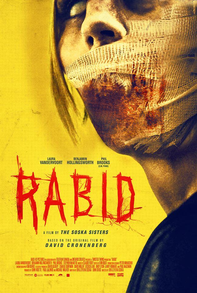 ดูหนังออนไลน์ฟรี Rabid  (2019)