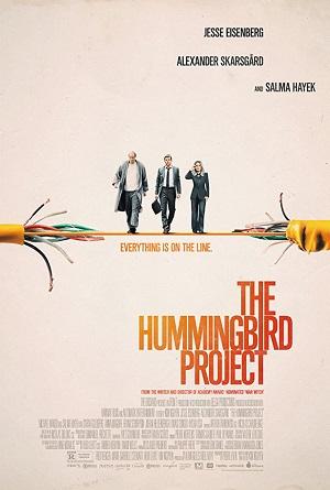 ดูหนังออนไลน์ฟรี The Hummingbird Project (2018) โปรเจกต์สายรวย