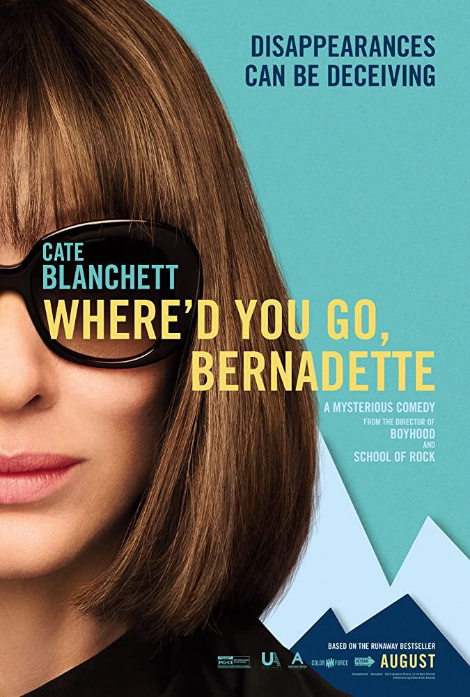 ดูหนังออนไลน์ฟรี Where'd You Go, Bernadette (2019) คุณจะไปไหน เบอร์นาเด็ตต์