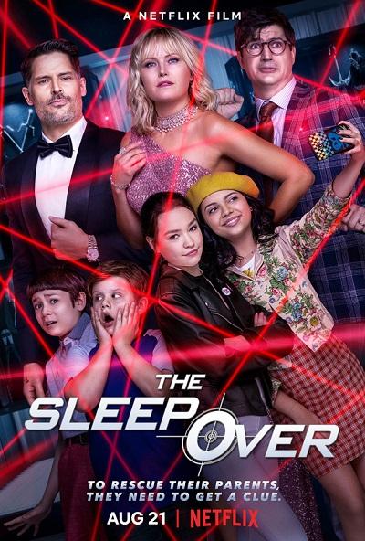 ดูหนังออนไลน์ฟรี The Sleepover (2020) เดอะ สลีปโอเวอร์
