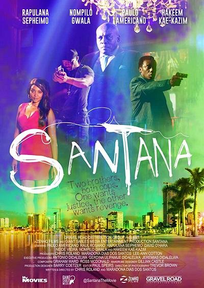 ดูหนังออนไลน์ฟรี Santana (2020) แค้นสั่งล่า