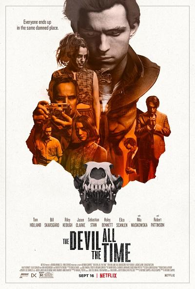 ดูหนังออนไลน์ฟรี The Devil All The Time (2020) ศรัทธาคนบาป