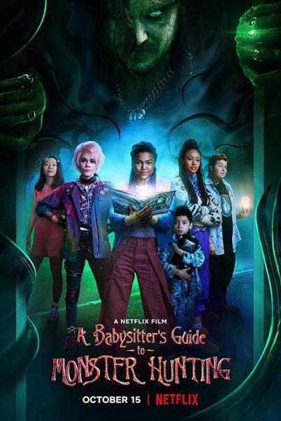 ดูหนังออนไลน์ฟรี A Babysitter's Guide to Monster Hunting  (2020) คู่มือล่าปีศาจฉบับพี่เลี้ยง