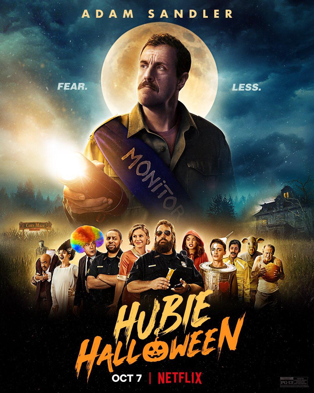 ดูหนังออนไลน์ Hubie Halloween (2020) ฮูบี้ ฮาโลวีน