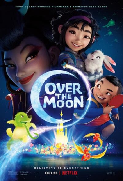ดูหนังออนไลน์ Over the Moon  (2020) เนรมิตฝันสู่จันทรา