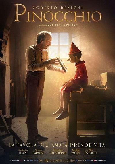ดูหนังออนไลน์ Pinocchio (2019) พินอคคิโอ