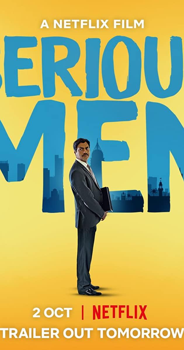 ดูหนังออนไลน์ฟรี Serious Men (2020) อัจฉริยะหน้าตาย