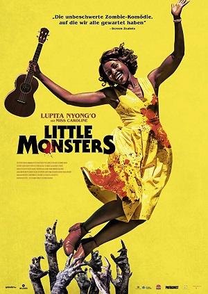 ดูหนังออนไลน์ฟรี Little Monsters (2019) ซอมบี้มาแล้วงับ