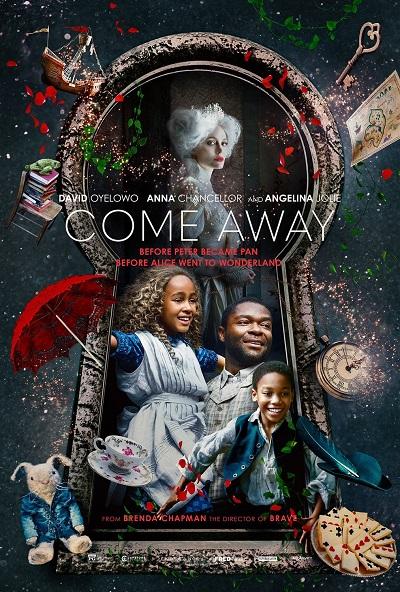 ดูหนังออนไลน์ฟรี Come Away (2020) ปีเตอร์แพน กับ อลิซ ตะลุยแดนมหัศจรรย์