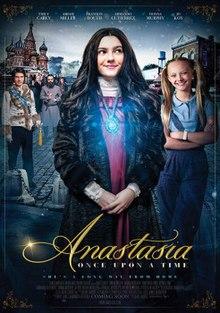 ดูหนังออนไลน์ฟรี Anastasia Once Upon a Time (2020) เจ้าหญิงอนาสตาเซียกับมิติมหัศจรรย์