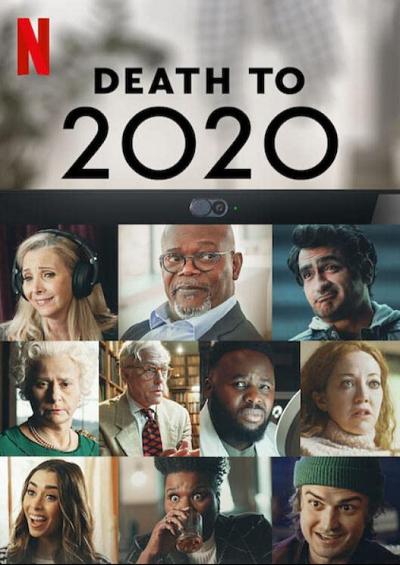ดูหนังออนไลน์ฟรี Death to 2020  (2020) ลาทีปี 2020